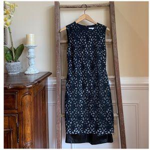 Diane von Furstenberg Lace Mid Dress